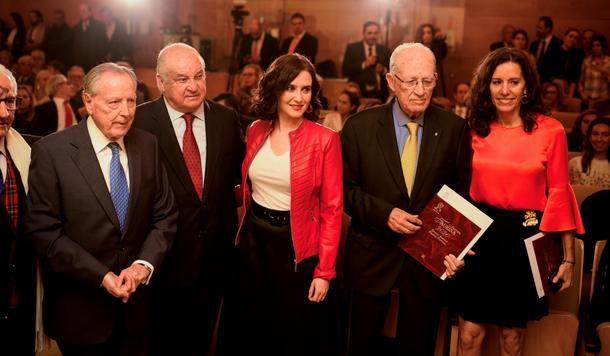 """Díaz Ayuso asegura que la fiesta de los toros """"nos sirve como prueba de que una sociedad es libre"""""""