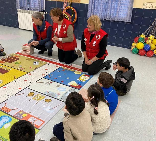 San Lorenzo de El Escorial inicia una campaña de prevención de accidentes infantiles en el hogar
