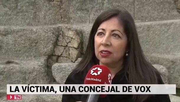 Interrumpen el Pleno del Ayuntamiento de Collado Villalba por un intento de 'secuestro virtual' de la portavoz de VOX