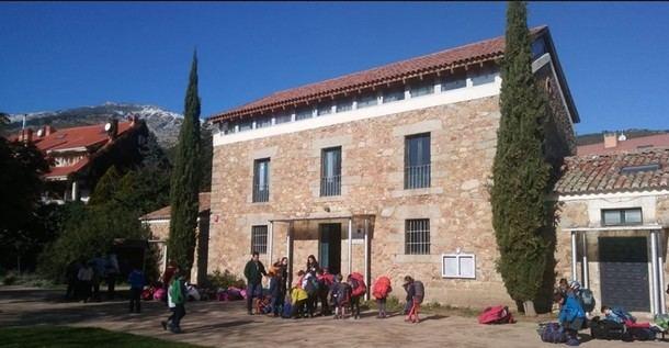 San Lorenzo de El Escorial ofrece un albergue para inmigrantes que lleguen a Madrid