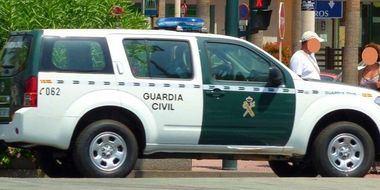 La Guardia Civil detiene en San Lorenzo de El Escorial al hombre que agredió y atacó con un cuchillo a su pareja