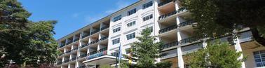 El Hospital de la Fuenfría (Cercedilla) activa el protocolo ante posibles alertas por nieve y hielo