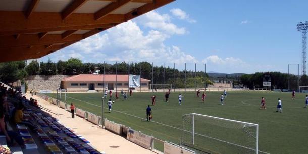 Torrelodones, sede de la Primera Fase de la Copa de las regiones de la UEFA