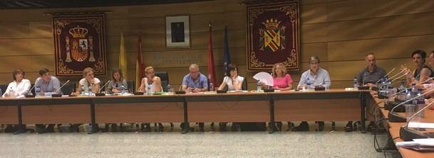 El Pleno del Ayuntamiento de Collado Villalba debatirá este jueves, entre otros, distintos criterios interpretativos del PGOU