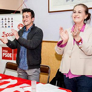 El PSOE de El Escorial se presenta como próximo a los vecinos y adaptado a los nuevos retos