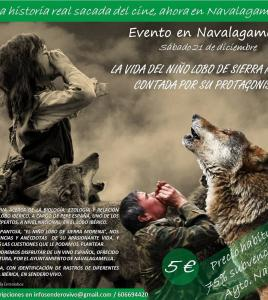 Navalagamella 'aullará' de nuevo próximo el 21 de diciembre