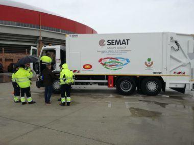 Valdemorillo quiere renovar la obsoleta flota de vehículos del servicio de recogida de basuras