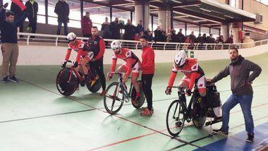 El Campeonato de España de Ciclismo Adaptado en Pista se celebrará en el Velódromo de Galapagar los días 11 y 12 de enero