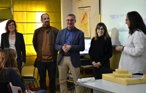 La CEPA Sierra de Guadarrama entrega los premios de la II edición del Concurso Intercentros 'PHOTOSHÓPATE'