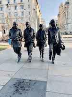 Los Beatles 'viajan' hacia la Estrella Polar desde Robledo de Chavela