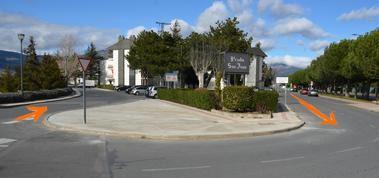 Guadarrama pone en marcha el Plan de Ordenación del Tráfico y Estacionamiento de Prado San Juan