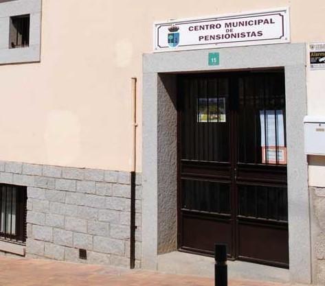 El Hogar del Mayor de Valdemorillo cerrado como medida preventiva en materia de salud