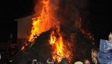 El próximo lunes Collado Villalba celebrará la tradicional iluminaria de San Sebastián