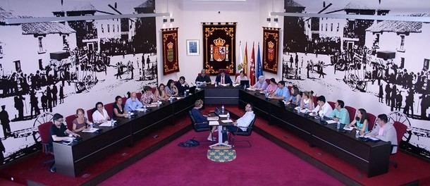 Subida de impuestos, más multas y olvido de las urbanizaciones, según el PP, son las piezas claves del presupuesto de Galapagar para 2020
