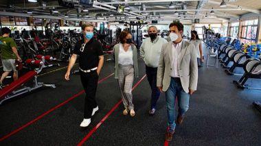 Concluye el proyecto piloto de estudio de calidad del aire en edificios municipales de Las Rozas