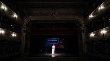 Ayuso presenta el I Festival Internacional de Verano de El Escorial