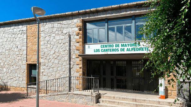 Alpedrete reabre los centros de mayores del municipio