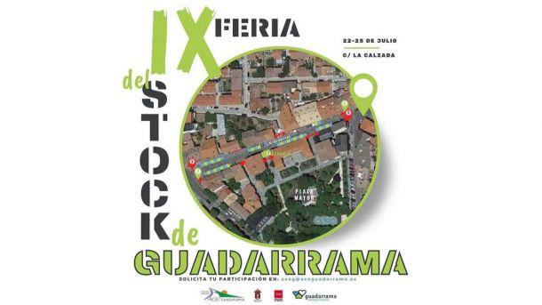 La Feria del Stock vuelve a Guadarrama del 22 al 25 de julio