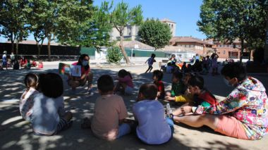 Más de 500 escolares han disfrutado del campamento urbano de Valdemorillo