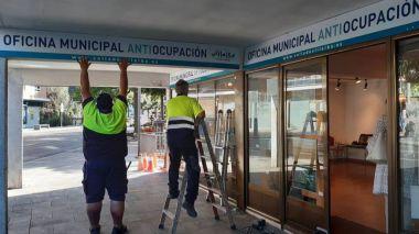 Collado Villalba pone en marcha la 'Oficina Antiocupación de Inmuebles'