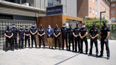 La Policía Local de Boadilla suma once nuevos agentes que acaban de finalizar su periodo de formación