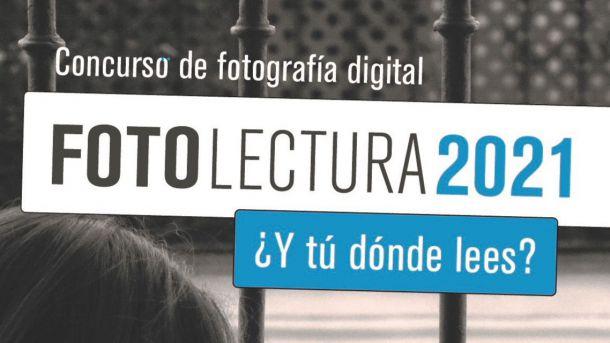 Galapagar convoca el concurso de fotografía digital 'Fotolectura 2021: ¿Y tú dónde lees?'