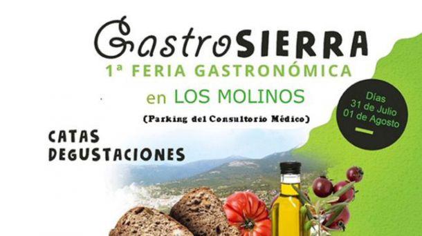 1ª Feria Gastronómica en Los Molinos 'Gastrosierra'