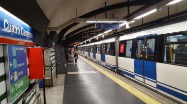 La Comunidad de Madrid recupera el 75% de los usuarios del transporte público en la región