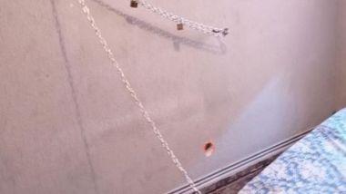 La Policía Nacional detiene a tres personas por encadenar a un familiar a la pared de una habitación durante ocho días