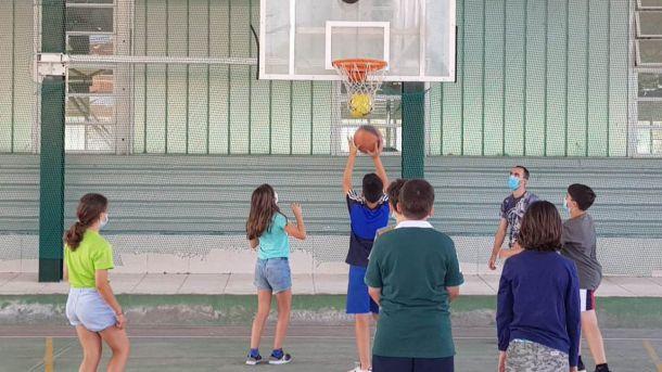 Alta participación en el Minicampus de verano de Villanueva de la Cañada