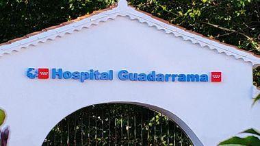 El Hospital Guadarrama recibe el identificativo 'Garantía Madrid' por sus medidas ante la COVID-19