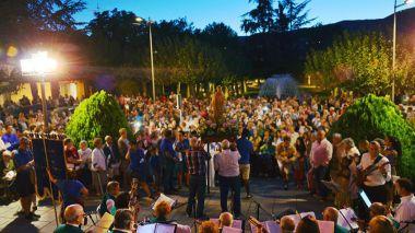 Se suspenden las fiestas en Honor a la Virgen de La Jarosa en Guadarrama