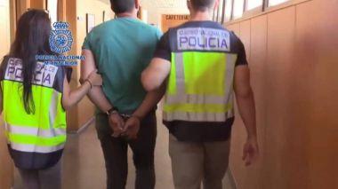 Detenido un fugitivo en Madrid buscado por Paraguay por homicidio doloso