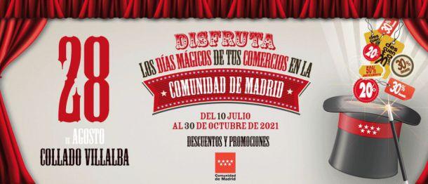 La Plaza de los Belgas de Collado Villalba acoge este sábado la 'Feria de la Fantasía'