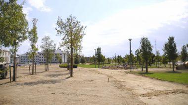 En marcha la remodelación y mejora del parque Miguel Ángel Blanco de Boadilla del Monte