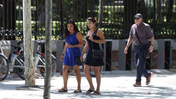 La población femenina, mayoritaria en 20 de los 21 distritos de Madrid capital