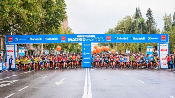 Nueva y esperada edición de la carrera solidaria 'Madrid corre por Madrid'