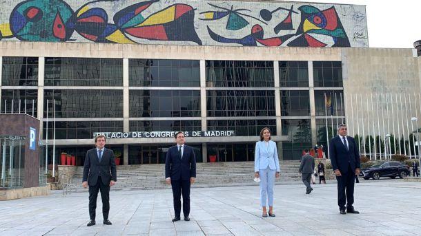 El emblemático Palacio de Congresos de Madrid albergará el nuevo edificio de la OMT
