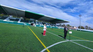 Finalizan las obras de remodelación del Estadio Municipal Facundo Rivas Pérez en El Álamo