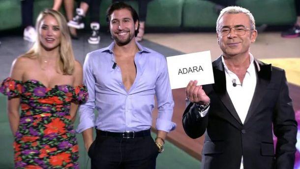Adara Molinero ocupa el lugar de Sofía Cristo y se convierte en la nueva concursante de 'La casa de los secretos'