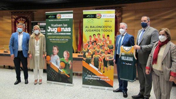Vuelve la 'Academia Jugonas' de minibasquet femenino a Collado Villalba