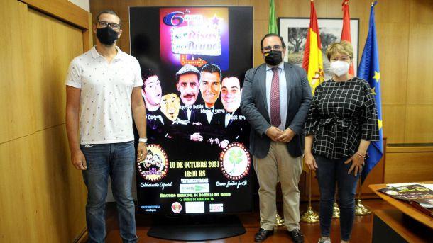 El Auditorio Municipal de Boadilla acogerá el próximo día 10 la 6ª gala solidaria 'SonRisas por Bruno'