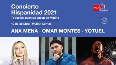 El Festival Hispanidad 2021 protagoniza la programación cultural de la Comunidad de Madrid