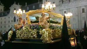 Suspendidos en San Lorenzo de El Escorial los desfiles procesionales de Semana Santa